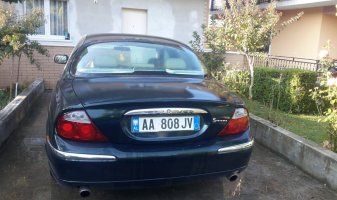 Shitet jaguar s-type 3.0 v6 - benzin gas