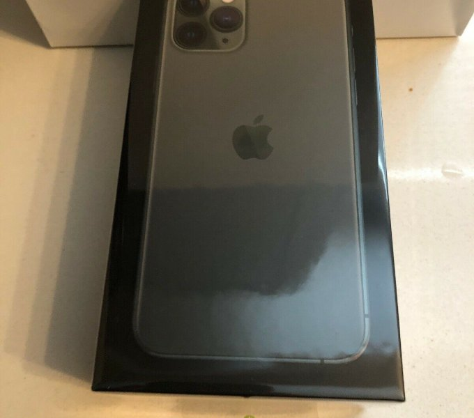 Apple iPhone 11/11 Pro / 11 Max Pro 512GB NOVO