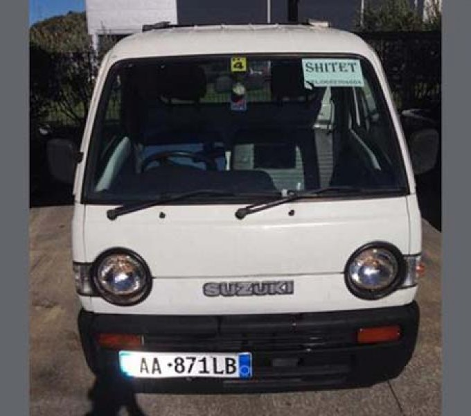 Shitet Suzuki Carry